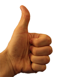 You Can Do It - Thumbs Up