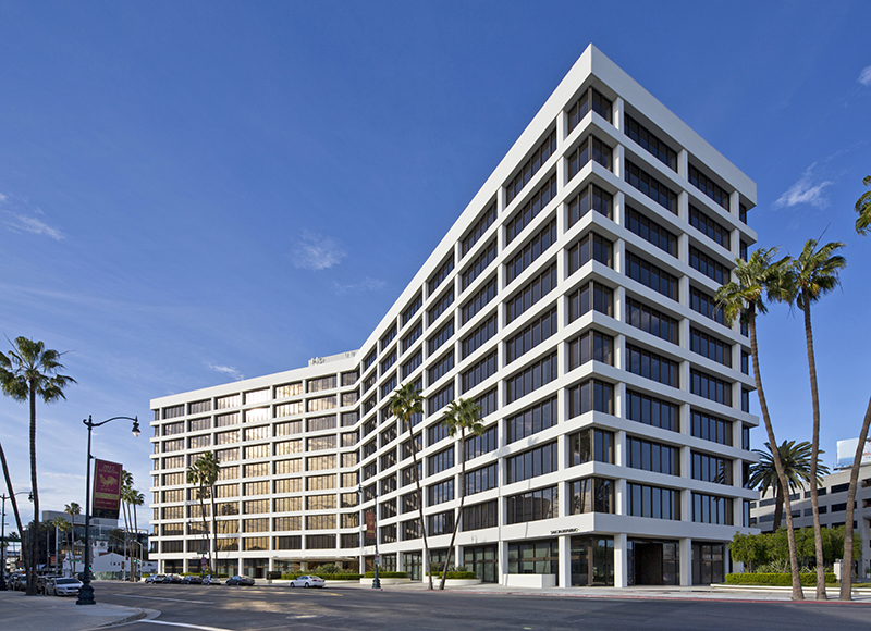 OHC Beverly Hills Building Exterior
